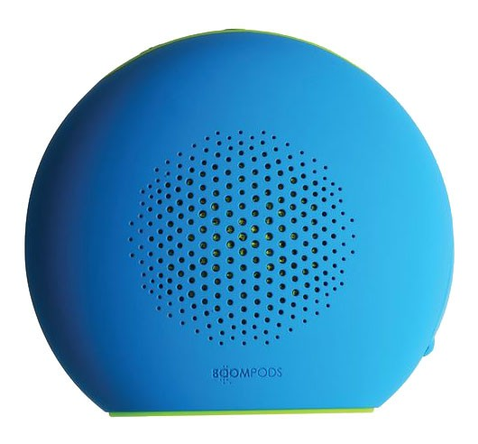 "Boompods Doubleblaster 2 Wireless Bluetooth Speaker €"" Blue/Green"