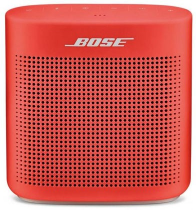 Bose SoundLink Color II Bluetooth Speaker | Coral Red