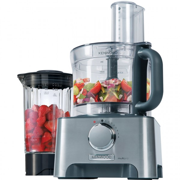 Kenwood FDM790BA MultiPro Classic Food Processor | Silver
