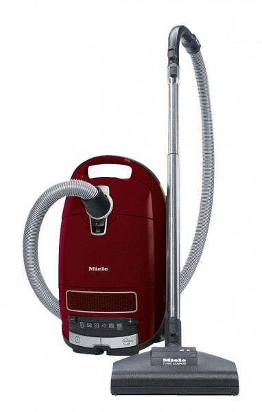 Miele Complete C3 Cat and Dog PowerLine Vacuum Cleaner | Tayberry Red