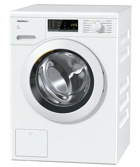 Miele 7Kg, 1400rpm Spin Washing Machine with Honeycomb Drum | White