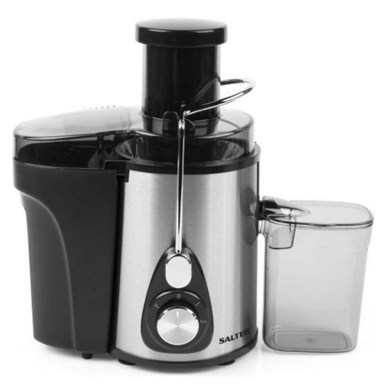 Salter EK3454 Power Juicer with Large Feeding Shoot | 600 Watt