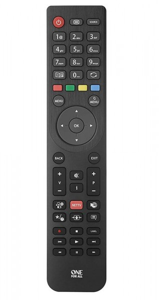 One-For-All URC1918 Walker Replacement TV Remote Control