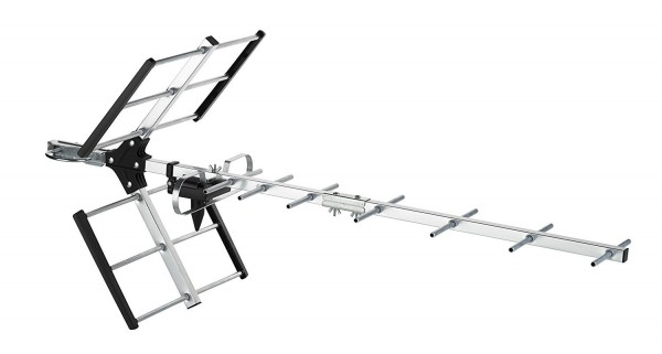 One-For-All SV9354 Amplified Outdoor Yagi Antenna | 50 km