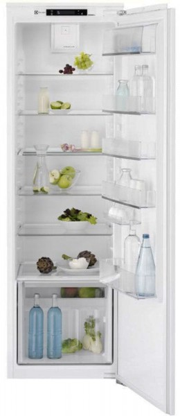 Electrolux ERC3214AOW Tall Built-In Larder Fridge with LCD Touch Controls