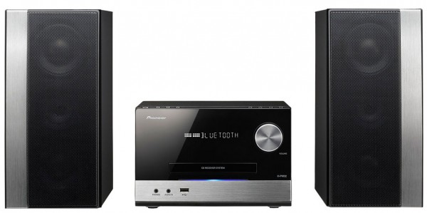 Pioneer X-PM32 Power Micro System with FM tuner CD USB and Bluetooth