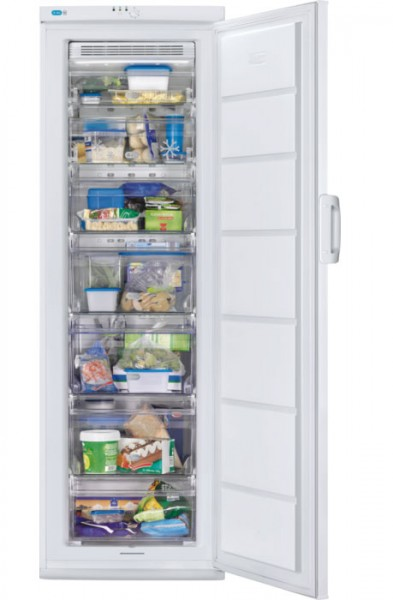 Zanussi ZFU25113WV Tall Freezer | White