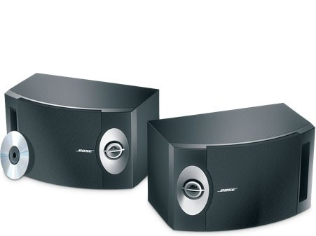 Bose 301 Direct/Reflecting Speakers Pair | Black