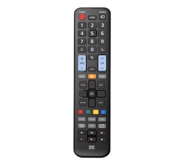 One-For-All URC1910 Samsung Replacement TV Remote Control