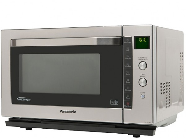Panasonic NN-CF778SBPQ Combination Microwave Oven | Stainless Steel