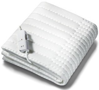 Double Size Single Control Continental Quilted Washable Heated Underblanket
