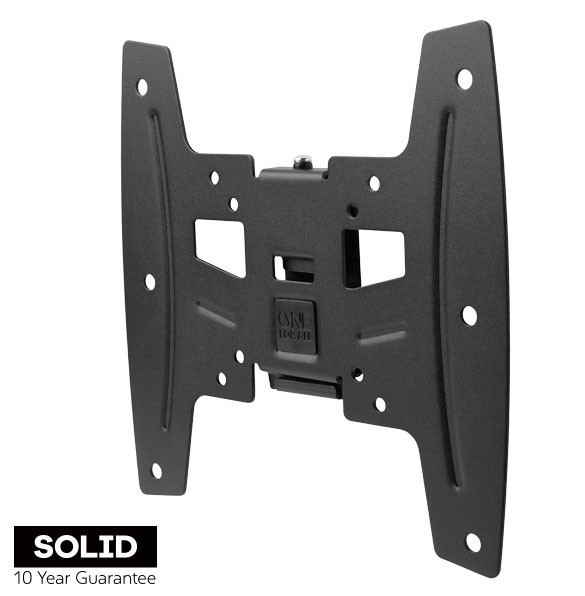 One-For-All WM4211 SOLID Wall Mount FLAT 19-42 Inch TV Wall Bracket