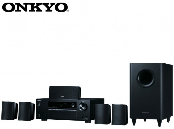 Onkyo HT-S3800 5.1 Channel Amplifier & Speaker Kit