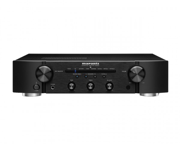Marantz PM6007T1 Integrated Stereo Amplifier with Digital Connectivity | Black