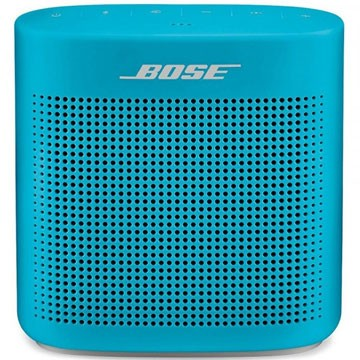 Bose SoundLink Color II Bluetooth Speaker | Aquatic Blue