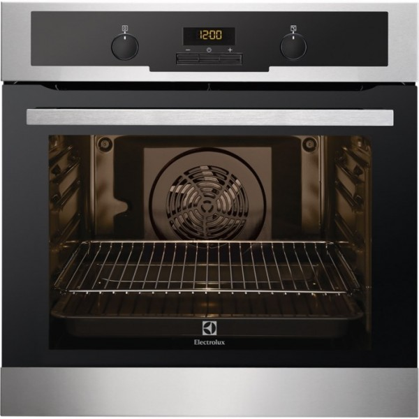 Electrolux EOC5440AOX Built-In Multi-Function Single Oven with Pyroclean | Stainless Steel