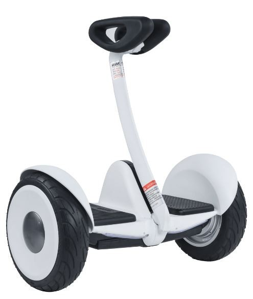 Segway Ninebot S Electric Scooter | White