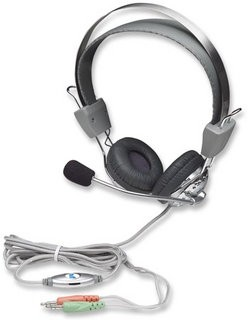Manhattan 175517 Stereo Headset