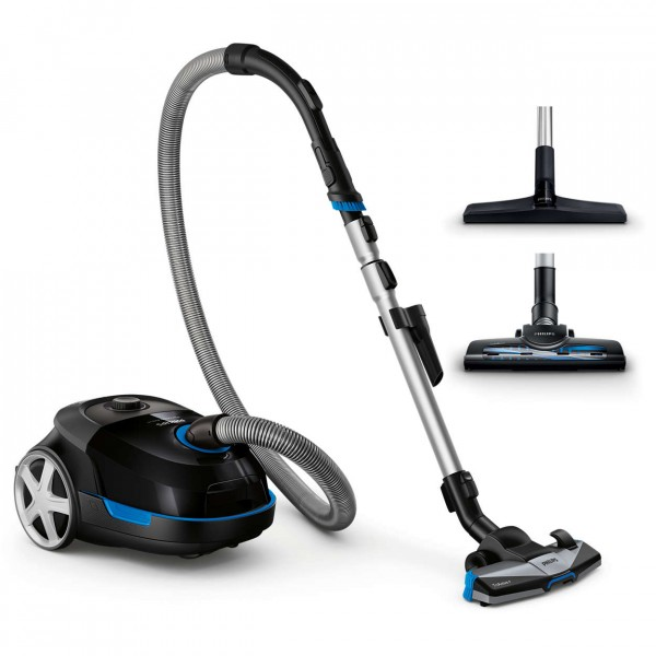 Philips FC8578 €™Performer €™ Active Bagged Vacuum cleaner | Black/Blue