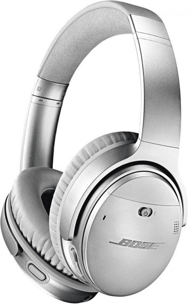 Bose Quietcomfort 35 Series II Wireless Noise Cancelling Headphones | Silver