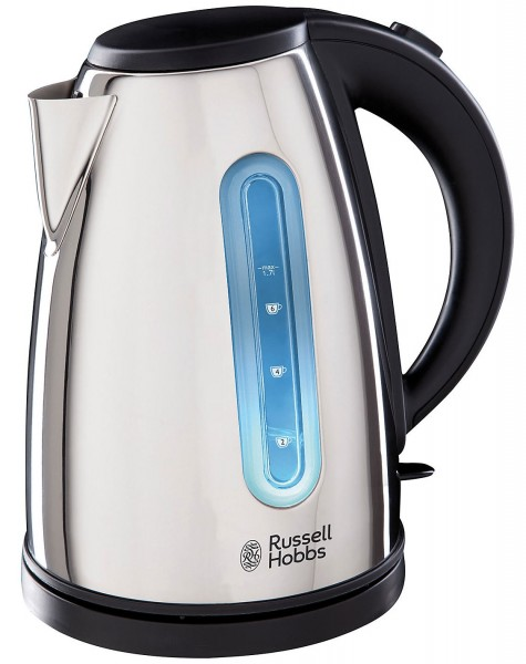 Russell Hobbs 19390 'Orleans' 1.7 Litre Kettle | Polished Stainless Steel