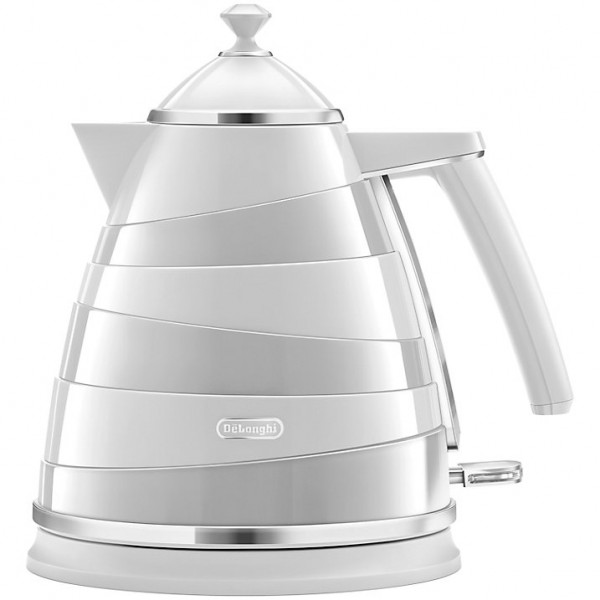 Avvolta Kettle in White