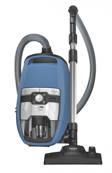 Miele Blizzard CX1 PowerLine Bagless Vacuum Cleaner | Blue