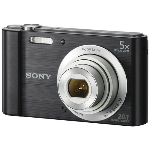 Sony DSC-W800 Cyber-shot Digital Camera | Black