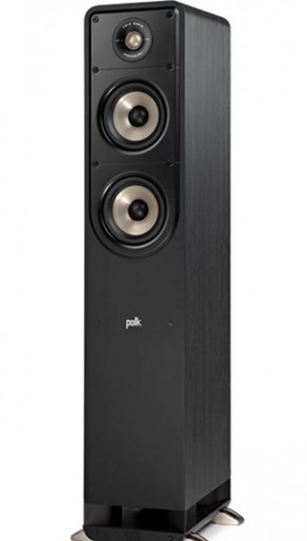 Polk SIGS50e High Resolution Home Theatre Tower Speaker | Black