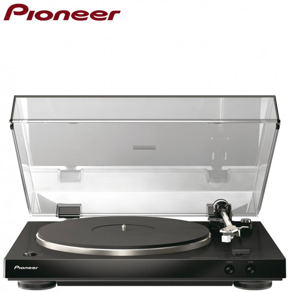 Pioneer PL-30 Full Automatic Stereo Turntable with Double Layered Chassis and Built-in Phono Equalis