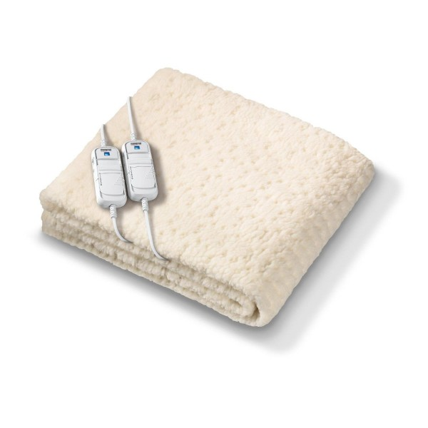 Monogram €˜Komfort €™ King size Fitted Blanket With Dual Controls