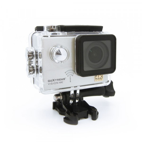 GoXtreme 20129 €˜Vision 4K €™ Ultra HD Action Cam