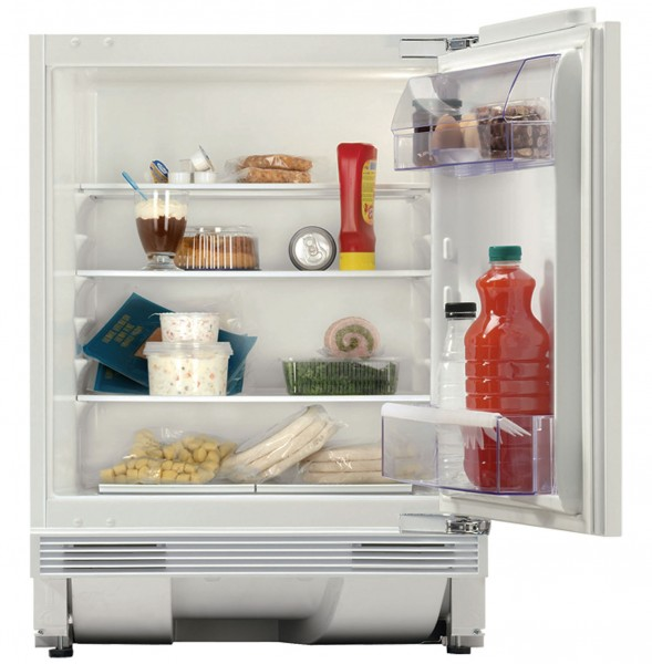 Zanussi ZQA14030DA Built-In Under-Counter Larder Fridge