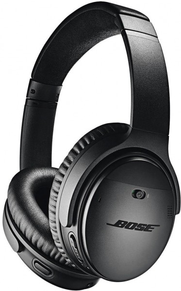Bose Quietcomfort 35 Series II Wireless Noise Cancelling Headphones | Black