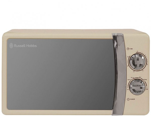 Russell Hobbs RHMM701C 17 Litre 700W Microwave | Cream