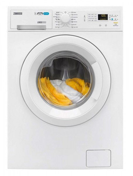 Zanussi ZWD71460NW 7Kg 1400 Spin Washer Dryer | White