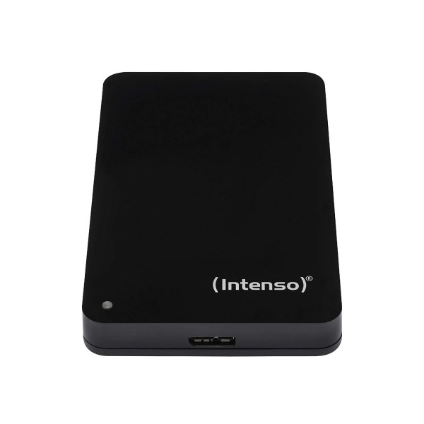 Intenso 6021530 500GB External Hard Drive USB 3.0 5400rpm 2.5 € | Black
