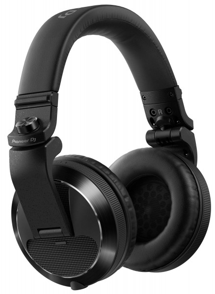 Pioneer HDJ-5K Professional DJ Headphones | Black