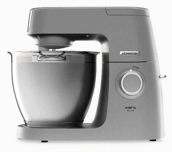 Kenwood KVL6100S Chef Elite XL Stand Mixer | Silver