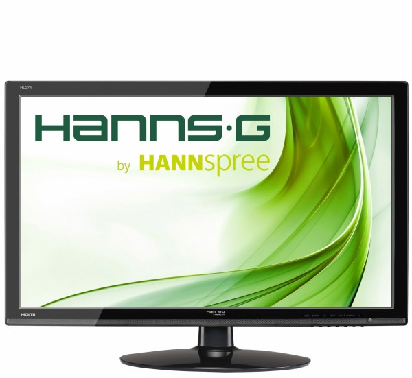 Hannspree HS245HPB 23.8 16:9 LED Backlit Monitor