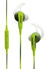 Bose SoundSport in-ear headphones for selected Apple devices - Energy Green