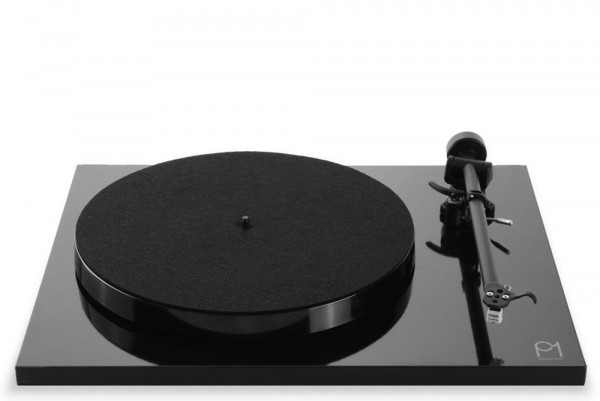 Rega Planar 1 Turntable | Gloss Black