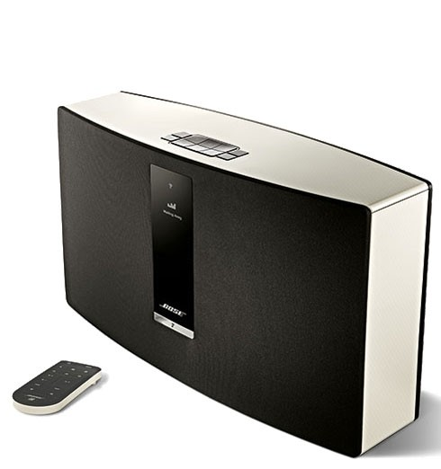 Bose SoundTouch 30 Series III Wi-Fi music system with Bluetooth | White