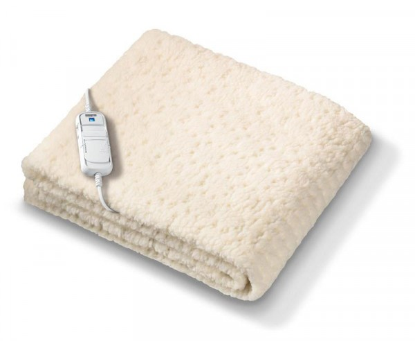 Monogram €˜Komfort €™ Single Fitted Fleecy Under Blanket With Single Control