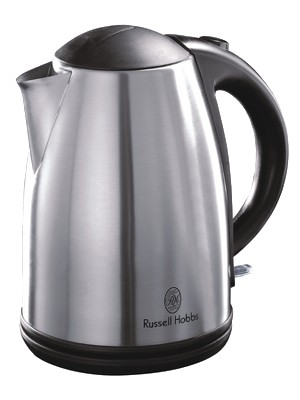 Russell Hobbs Brushed Stainless Steel Kettle