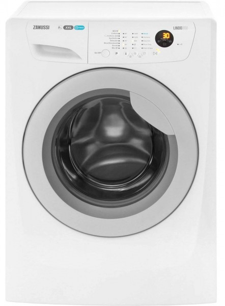 Zanussi ZWF81463WR 8KG 1400 Spin Washing Machine | White