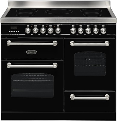 Britannia RC-10XGI-FL-K-MK2 Electric Range Cooker