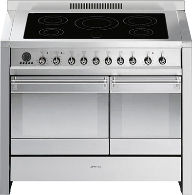 Smeg A2PYID-8 Electric Range Cooker