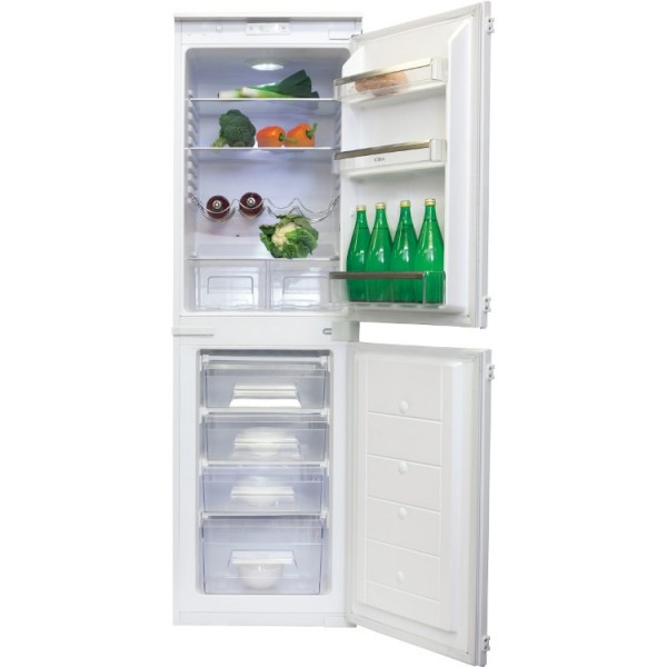 CDA FW852 50/50 Integrated Fridge Freezer