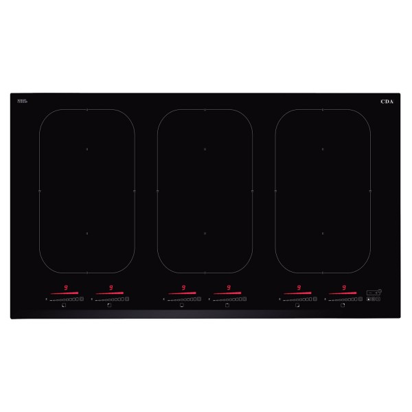 CDA HN9841FR Electric Hob